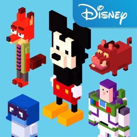 ディズニーアプリゲーム・クロッシーロード