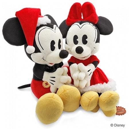 クラシカルなミッキー&ミニー