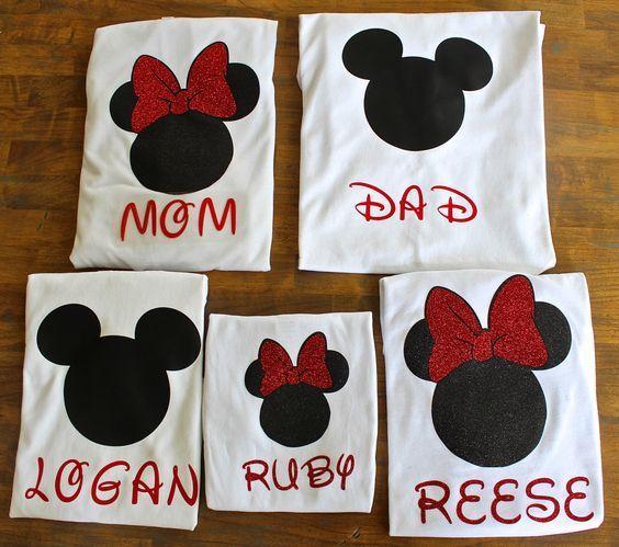 ディズニー オリジナルTシャツ