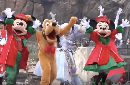 ディズニーの「冬」を楽しむために