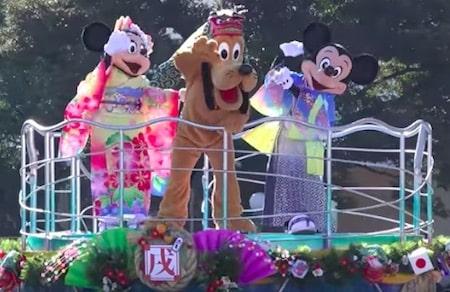 2019年東京ディズニーリゾートお正月「プンバァ」が主役